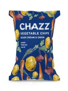 Chazz VEGETABLES Sour cream & onion_m